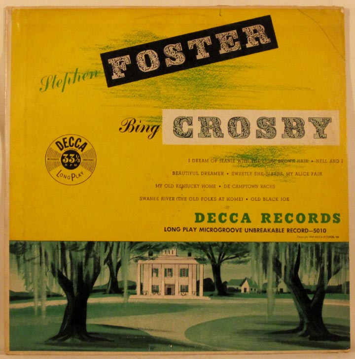 Barry's Discs: Bing Crosby